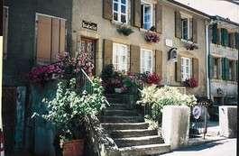 Bovey Alain - Appartement de vacance à Boudry