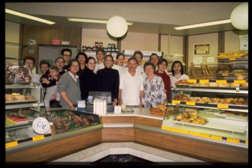 Boulangeries-Pâtisseries Haeberli SA - Boulangerie et pâtisserie à Neuchâtel